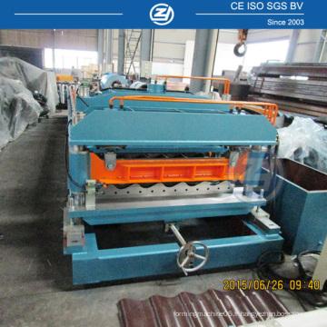 Machine à plier en aluminium