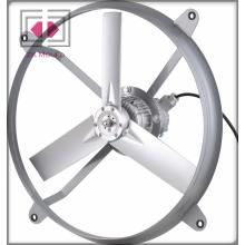 Aluminum die-casting home floor fan