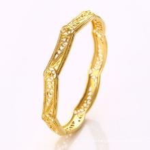 50933 brazalete simple de la joyería del oro de Xuping de la manera para las mujeres en la promoción de ventas