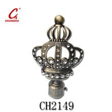 Tube Head Hardware Curtain Cap (CH2149)