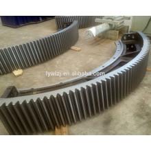 Gute Qualität Halber Ring Getriebe für Ball Mill