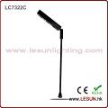 Éclairage d'étalage de l'argent / noir 2W 12V LED pour la boutique de bijoux LC7320
