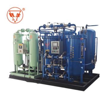 PSA Oxygen generator for filling oxygen