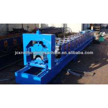 Máquina de moldagem de rolo de tampa de cume / máquina de perfil de alumínio