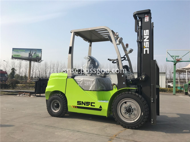 3 5 Ton Forklift