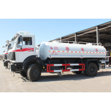 BEIBEN 10Ton water browser truck for city sanitation use