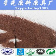 Natural Abrasive Garnet Mesh 80 Sandblasting Garnet Sand