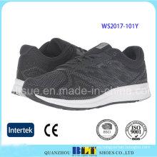 Zapatillas altas de calzado con diseño de malla de alta Qulaity