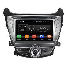 Sistema multimedia de coche y navegación para Elantra 2014-2015.
