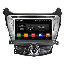 car multimedia and navigation system for Elantra 2014-2015