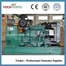 Двигатель Volvo 225кВА / 180кВт Открытый дизельный генератор
