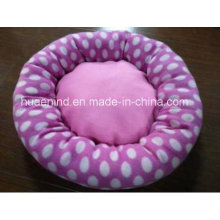 Flannel Pet Bed, Dog Bed or House