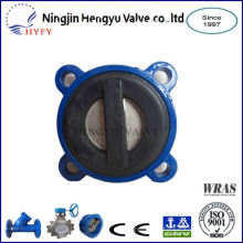 100% Leading 2015 supplying ductile iron /cast iron check valve