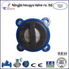 100% Leading 2015 supplying ductile iron /cast iron check valve