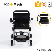 Novo produto super leve transportado portátil de energia elétrica cadeira de rodas