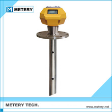 High temperature liquid radar level gauge