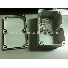 caja de luz de cara de flex de perfil de aluminio por encargo