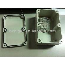 perfil de alumínio feito sob encomenda flexionar a caixa leve da cara