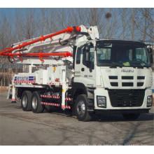 Made in China Isuzu 37m Betonpumpe LKW