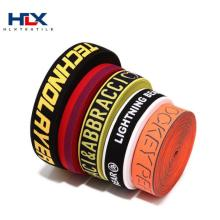 Custom Woven Soft Jacquard Elastic Tape