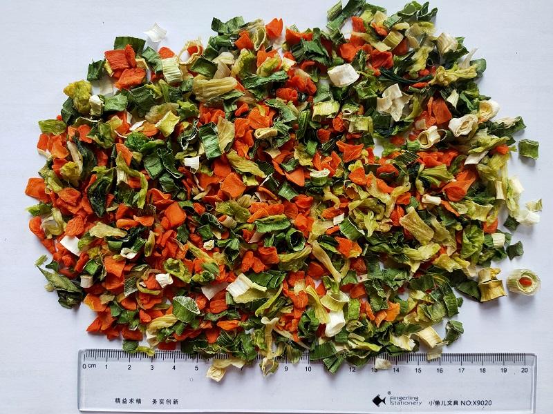Healthy Dried Vegetable