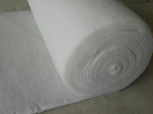 Geotextile nonwoven producing line