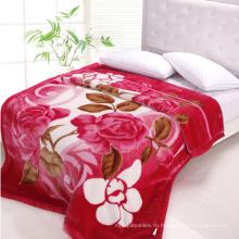 Высокое качество одеяло норки 300д/144f