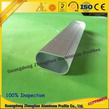 Profil de bâtiment pour la fabrication d'armoire de garde-robe avec l'alliage d'aluminium