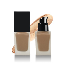 Waterproof Foundation Face Base Makeup Professional Private Label Full Coverage Oil Control Foundation