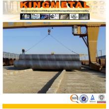 API 5L X52 Psl1 Kohlenstoffstahl Rohre Anhäufung