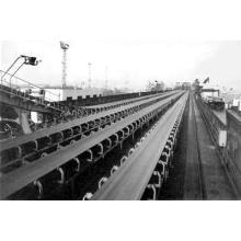 China Fábrica baratos de larga distancia Anti-Tear Cable de acero correa transportadora para los importadores