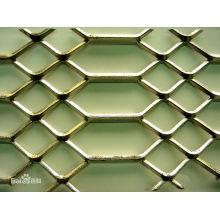 Grating de aço galvanizado mergulhado quente