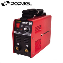 Propwed MMA 120 Mosfet Technology 371*155*290 Mmsingle Phase Portable Arc Welding Machine