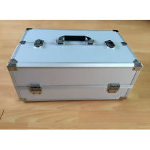 Keli Made High Quality Light Weight Aluminum Tool Case with Trays Inside (Keli-tray-02)