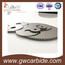 Lâmina de serra personalizada com carvão para cortar madeira