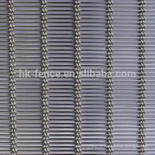 Écran décoratif de fenêtre en treillis métallique