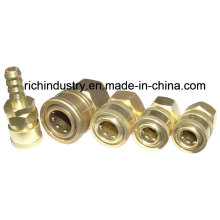 Compress Fittings Union Brass Fittings Custom Parts-Bc-1-2