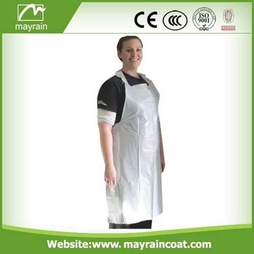 PE Apron with Belt
