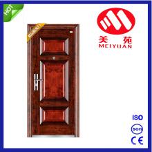 High Quality Exterior One and Half Metal Door