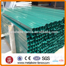 shengxin direct powder coated square fence post