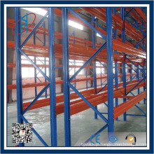 High Density Factory Use Warehouse Rack de armazenamento industrial