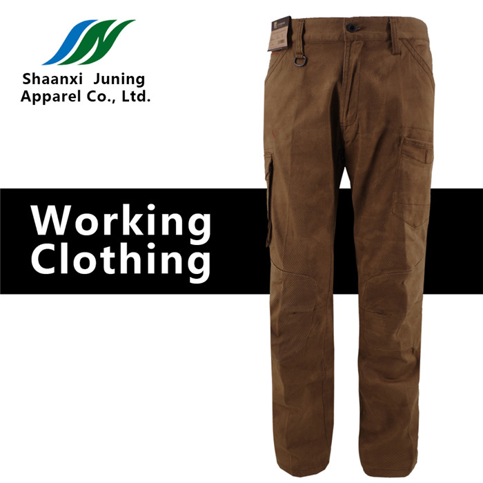 style of working clothes