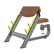 Commercial Fitness Equipment Seated Preacher Curl