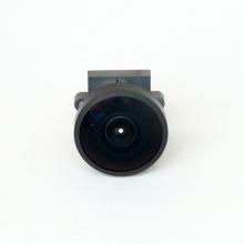 Panoramic thermal fisheye camera module