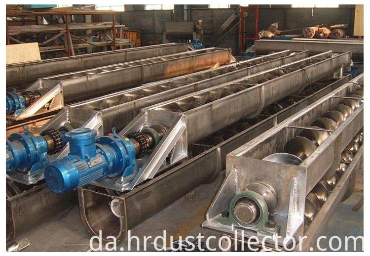 Shaftless Conveyer