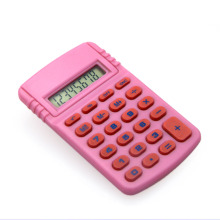 8 Digits Handheld Calculator, Lovely Design Kids Calculator