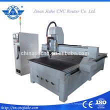 Meilleure machine de sculpture sur bois automatique cnc pour meubles JK-1325-ATC