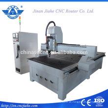 Melhor máquina de cinzeladura de madeira cnc automático para a mobília JK-1325-ATC