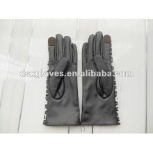 PU-Leder-Touchscreen-Handschuhe