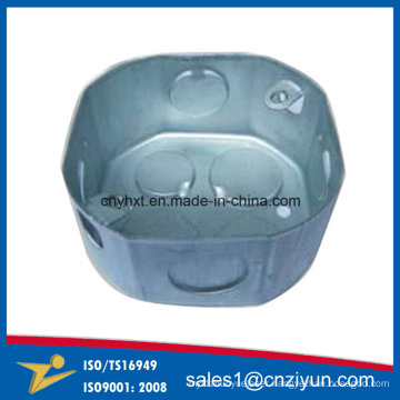 Galvanized Steel Octagon Conduit Box